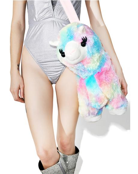 Alpaca Your Bag Crossbody