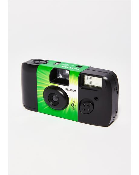 Fujifilm Flash 400 Camera