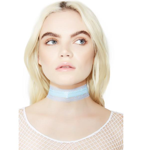 Royal Highness Lace Choker