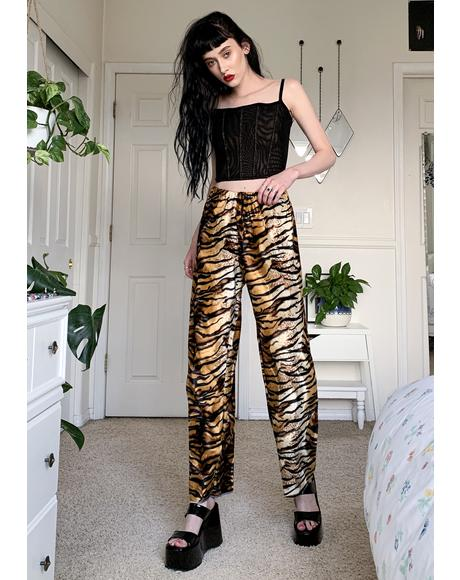Tiger Animal Pants