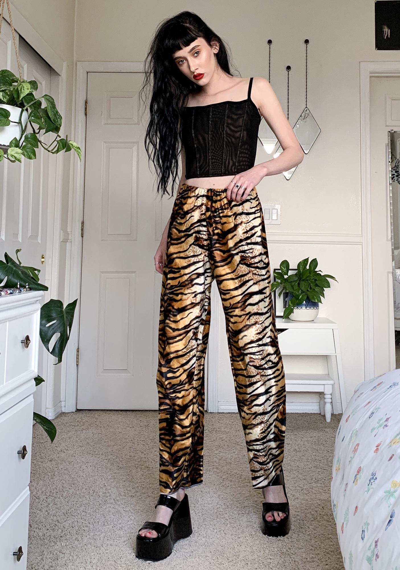 Tiar Tiger Animal Pants