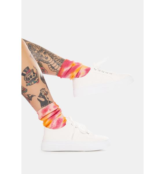 Angel On The DL Classic Sneakers