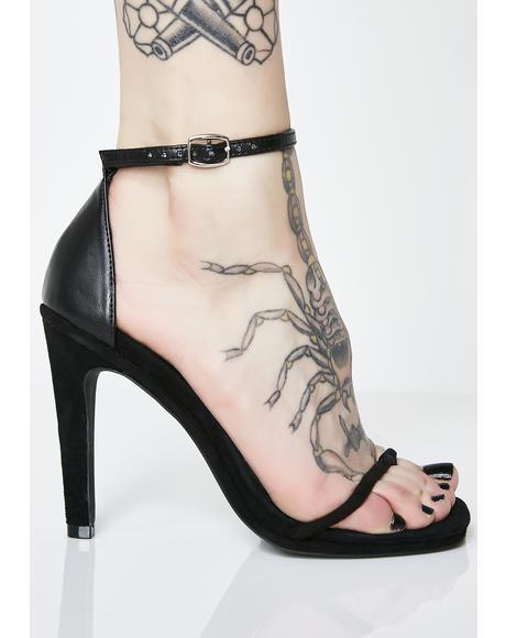 Baby Savage Heels