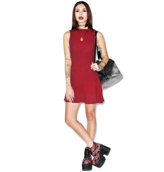 Somedays Lovin Baker Ribbed Dress