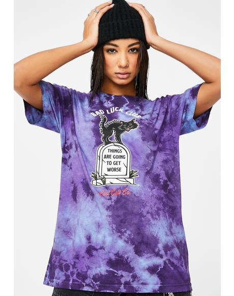 Bad Luck Club Graphic Tee