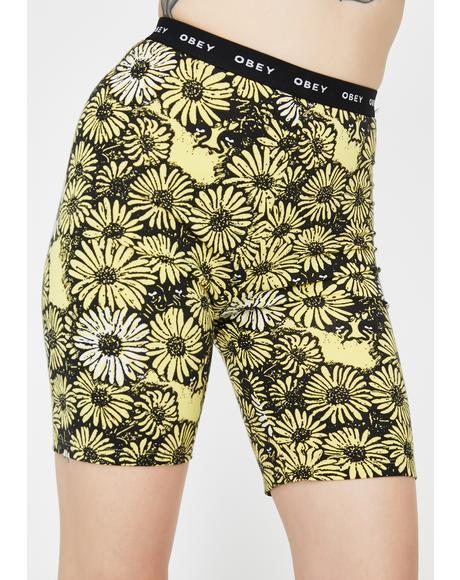 Uptown Biker Shorts