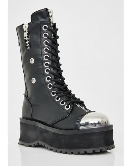 Gravedigger Boots