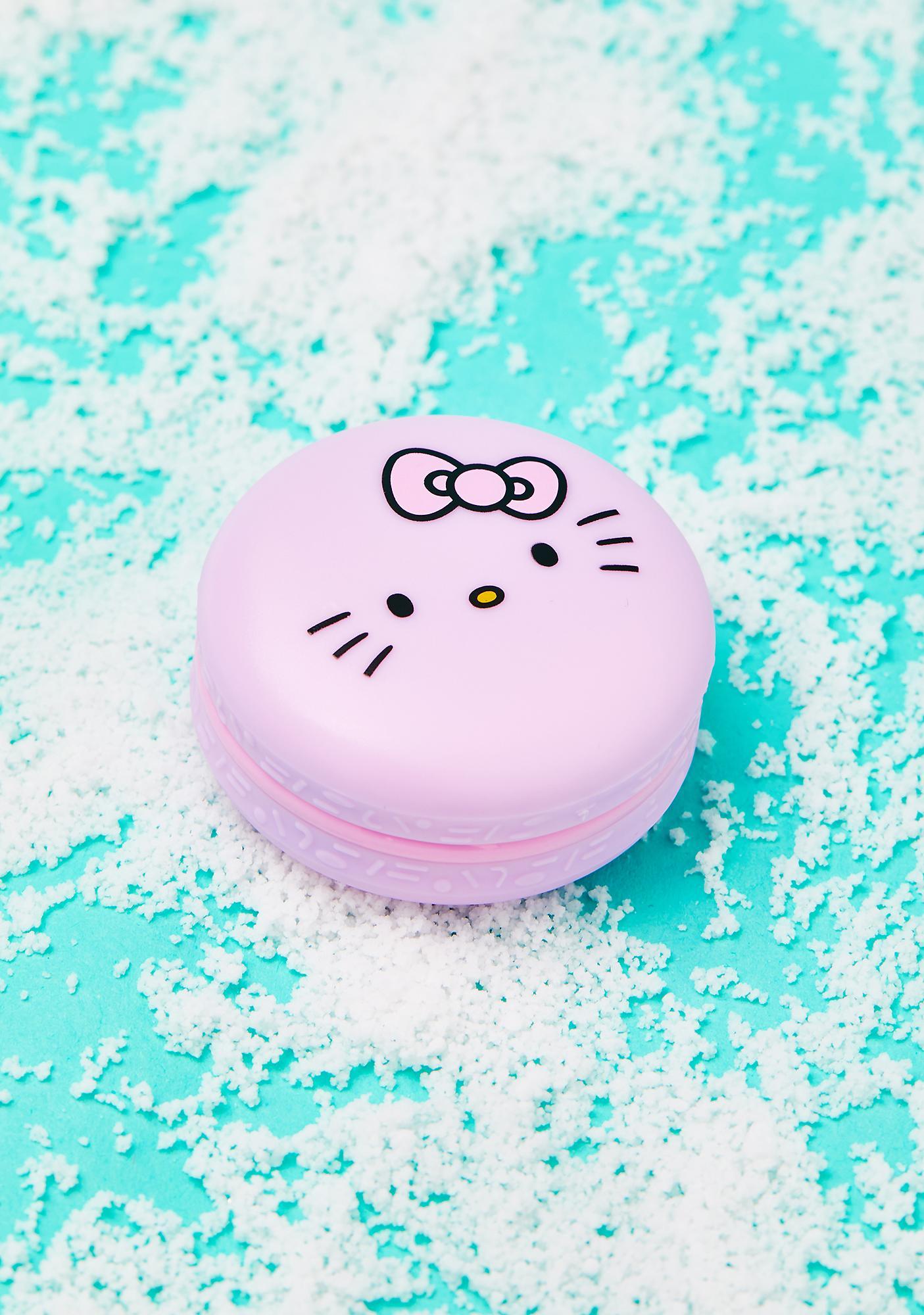 The Crème Shop Hello Kitty Icing On The Cake Macaron Lip Balm