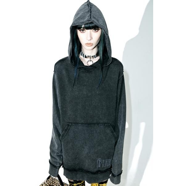 Disturbia Death Hoody