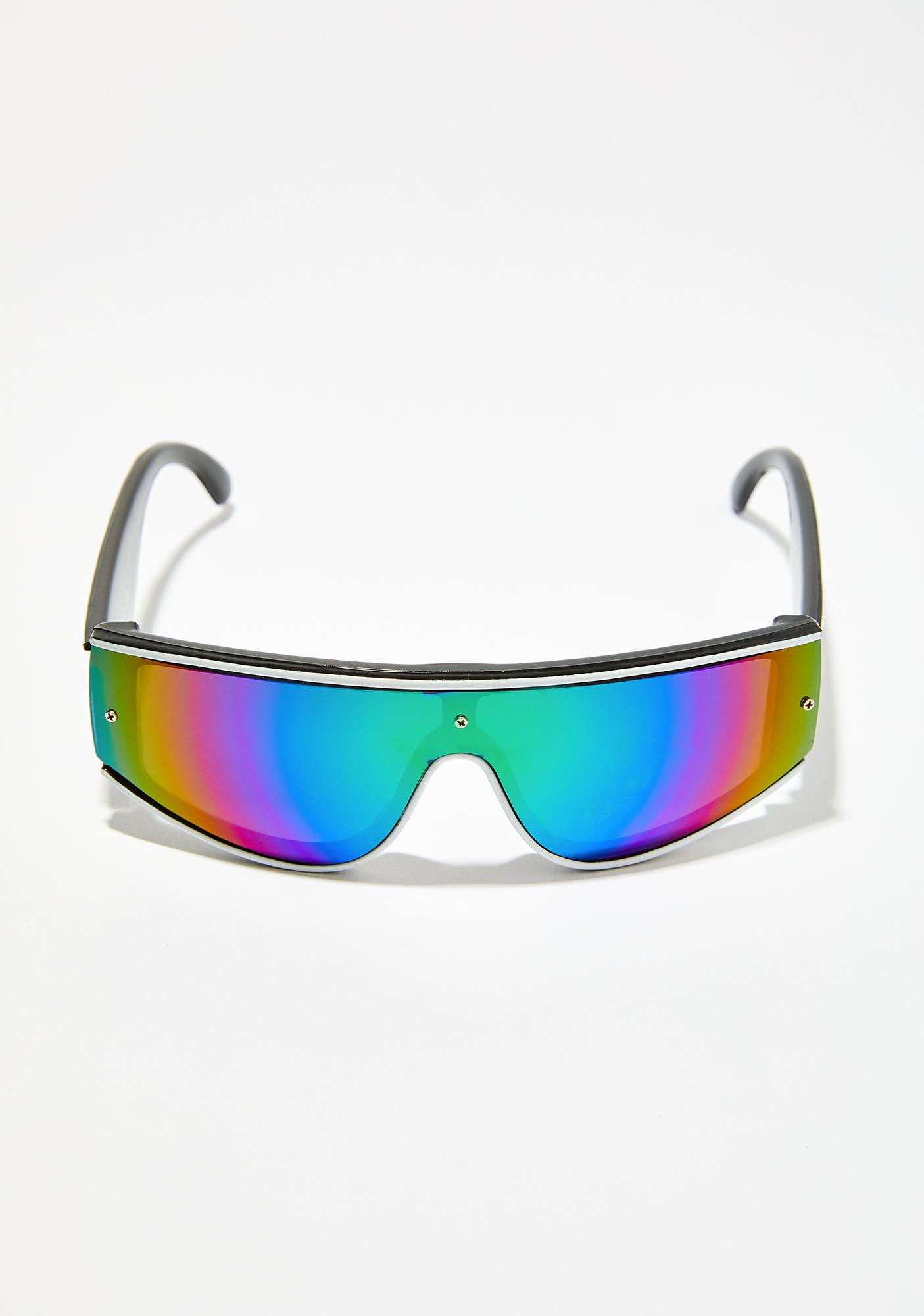 e6cdcbe3f3 Future Funk Shield Sunglasses · Future Funk Shield Sunglasses ...