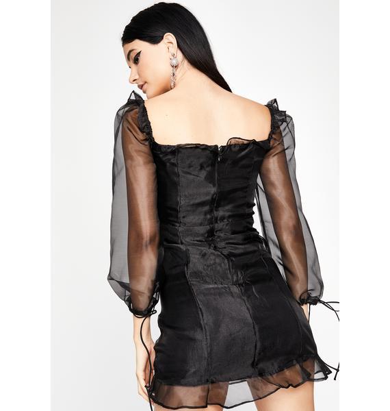 Midnight Special Circumstance Mini Dress