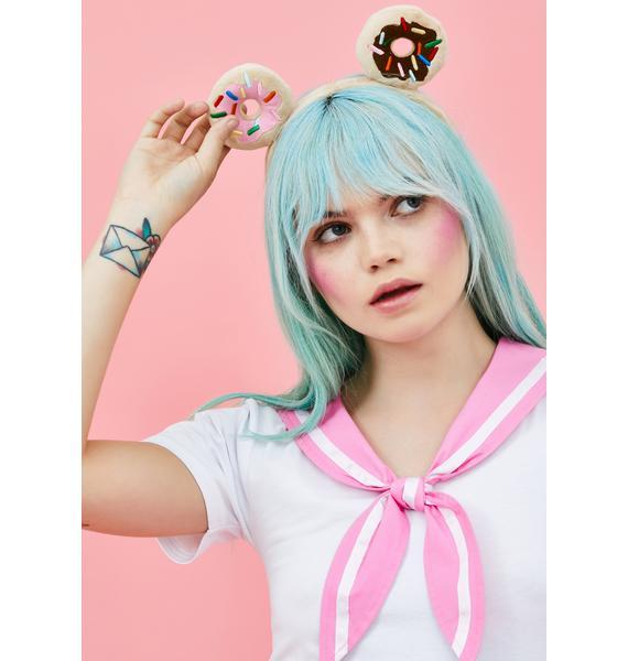 Tokidoki Donutella Plush Headband