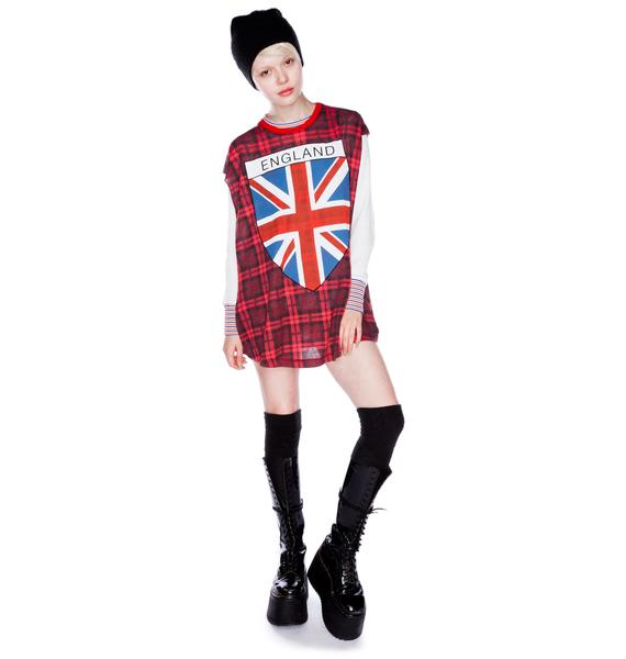 Wildfox Couture Carnaby St. Upright Citizens Tank