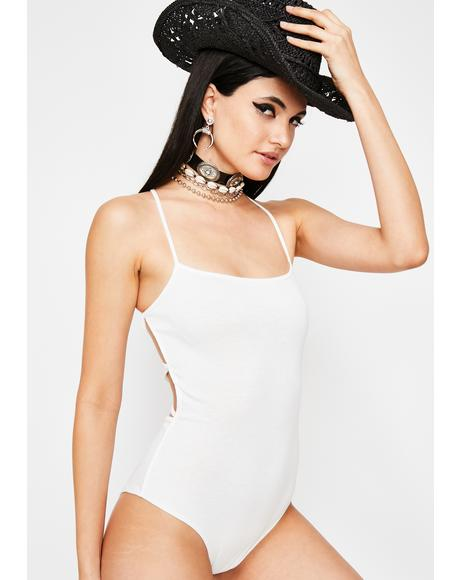 Icy Pretty Gang Strappy Bodysuit