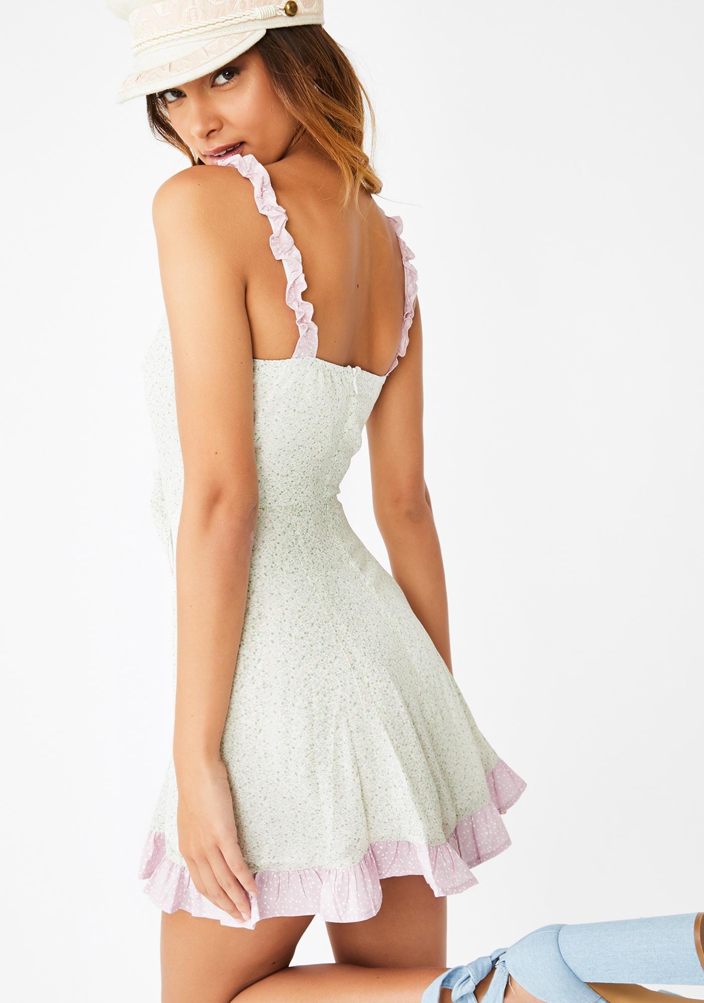 Valfré Ariel Mini Dress