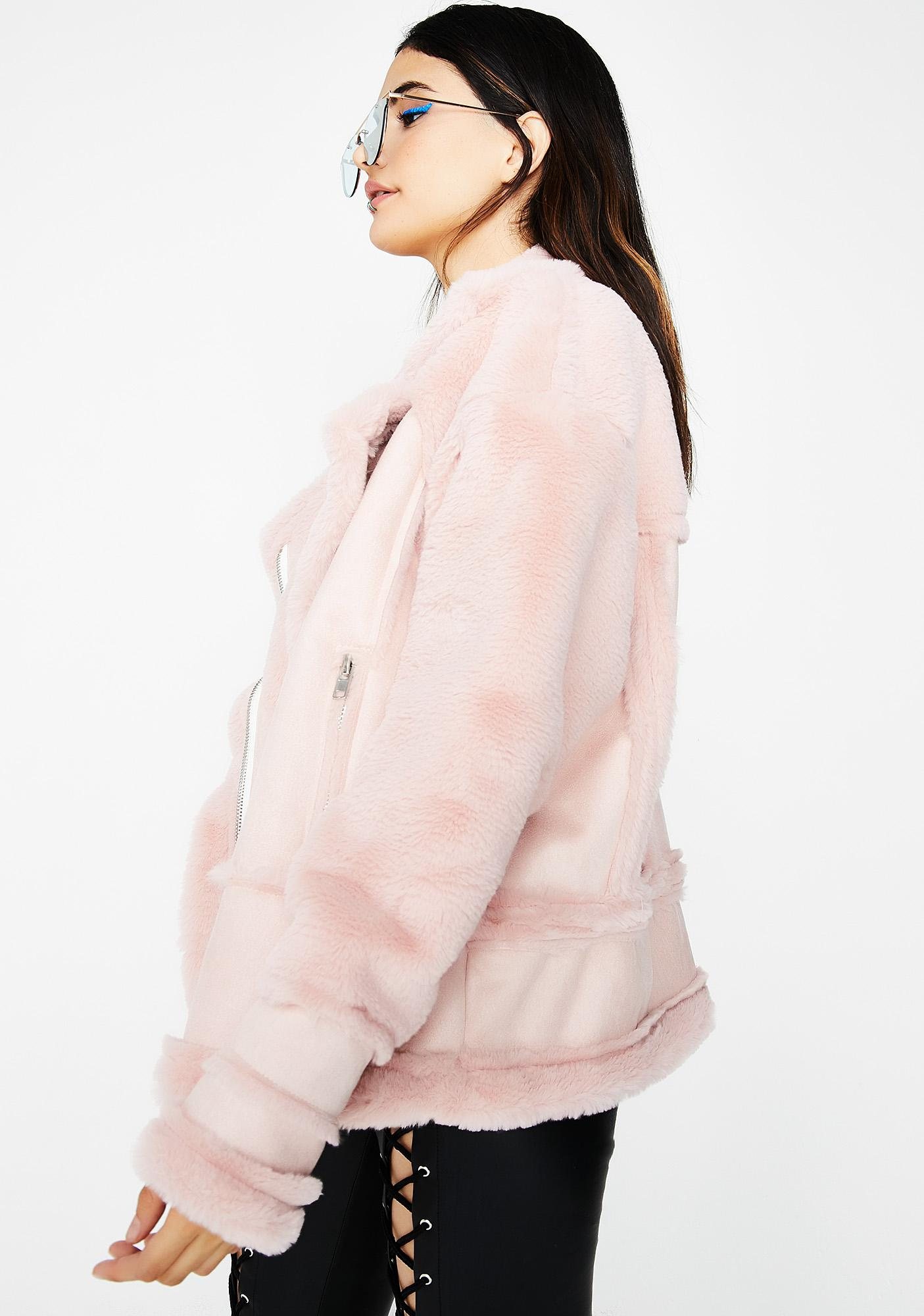 Cozy On Jacket