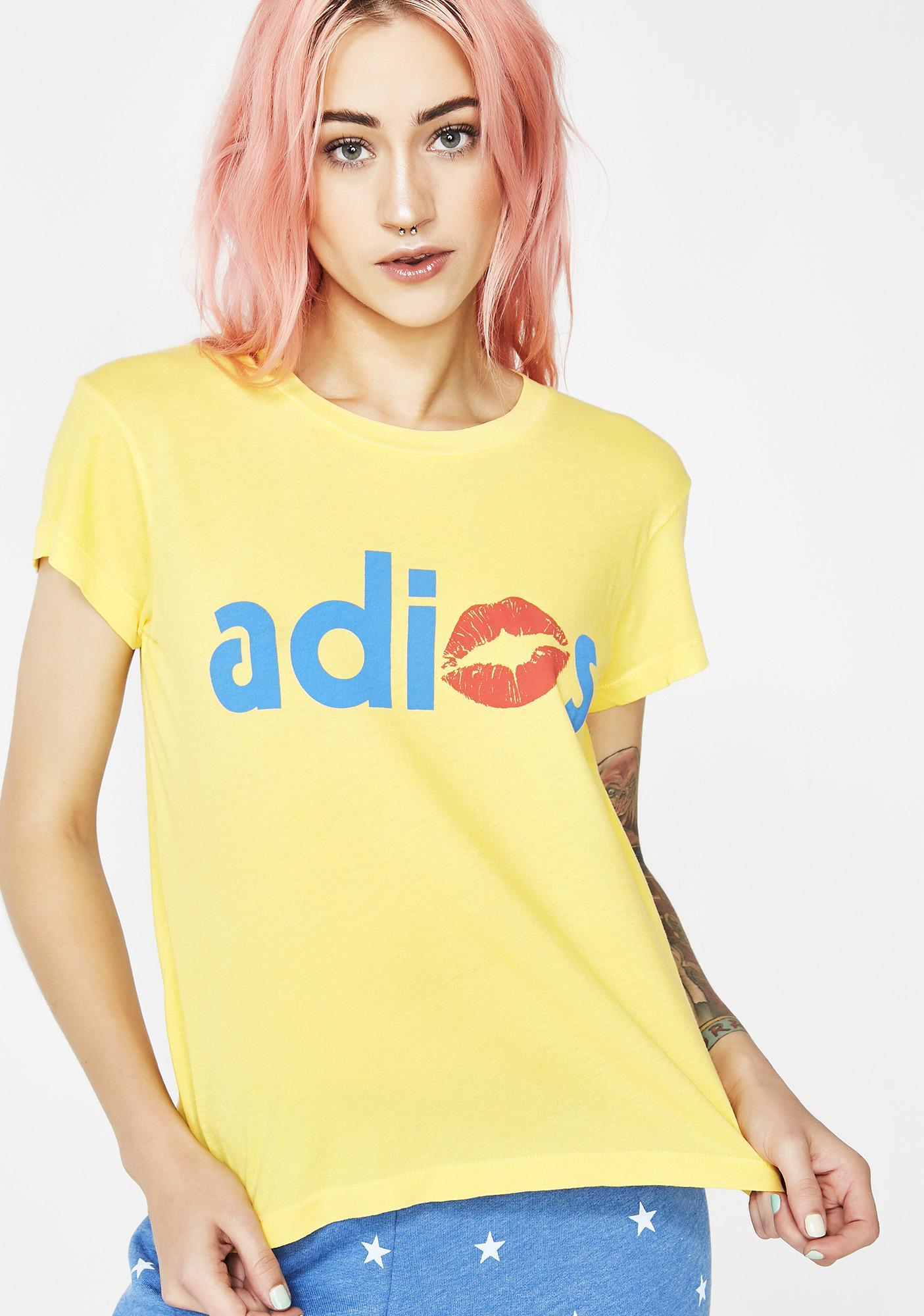 Wildfox Couture Adios No9 Tee