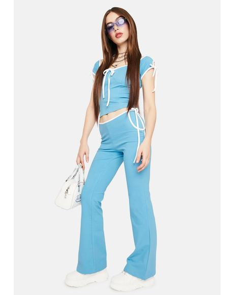 Saturn Wide Leg Pants