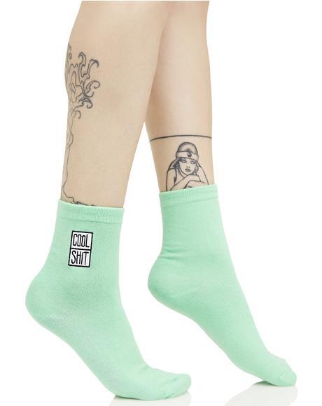 Cool Shit Pastel Sock 3-Pack