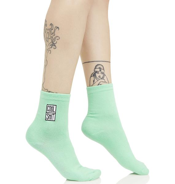 Cool Shit Cool Shit Pastel Sock 3-Pack