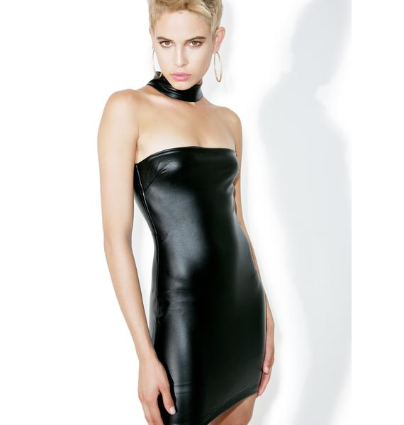 Body Talk Mini Dress