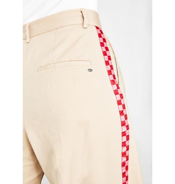 Lazy Oaf Wide Leg Cargo Pants