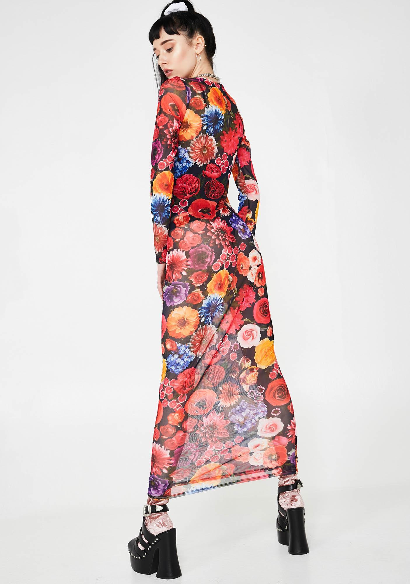 Fashion Heaux Maxi Dress