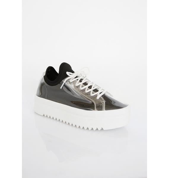 Gurl Hype Platform Sneakers