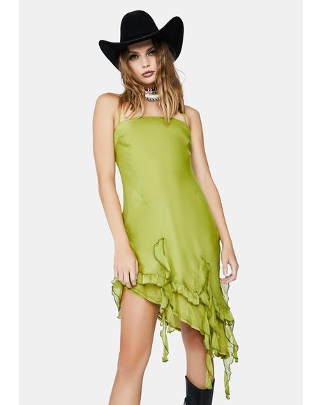 Olea Midi Dress