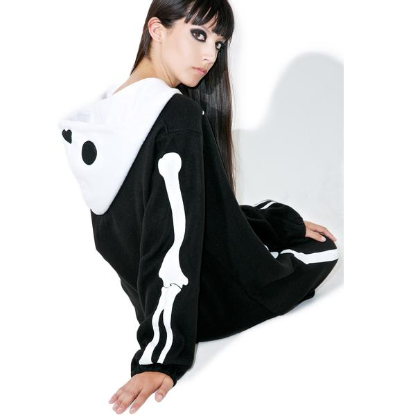 Skeleton Kigurumi
