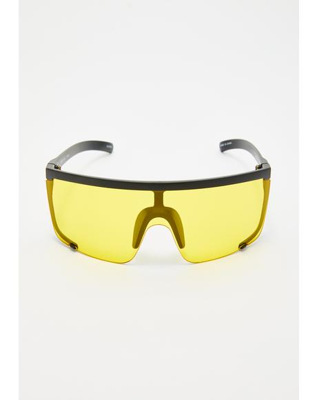 Sonic Sunrays Shield Sunglasses