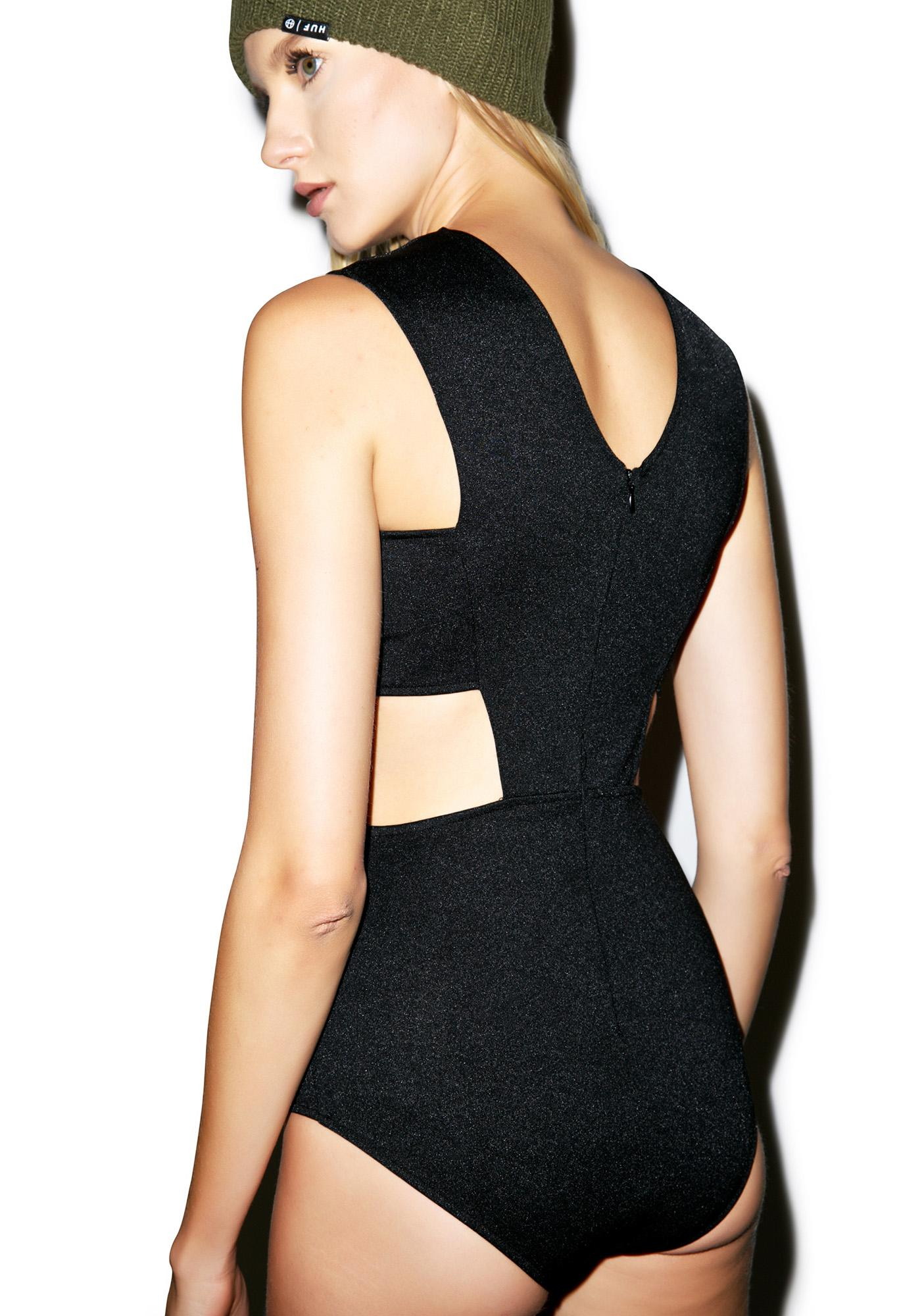 Kingston Cut-Out Bodysuit