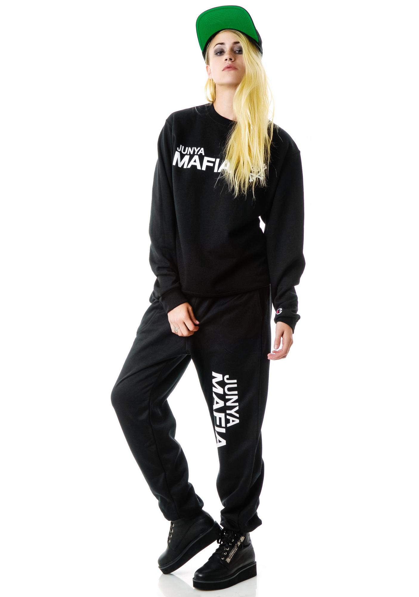 Junya Mafia Leader Sweatpants