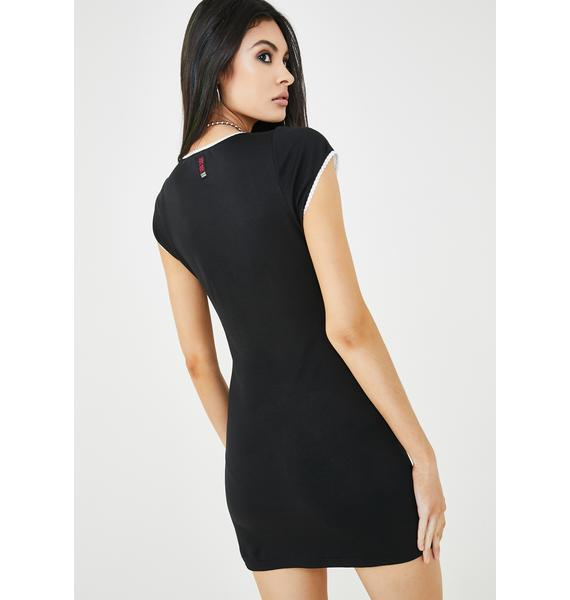 GANGYOUNG Onyx Mido Dress