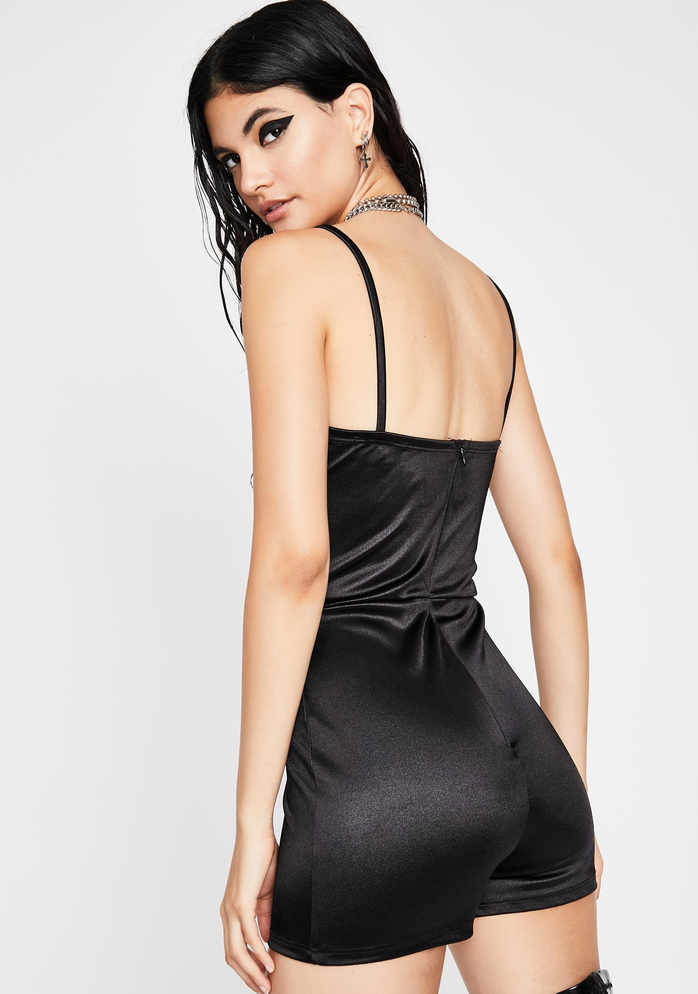 Visionary Nightbabe Cut-Out Romper