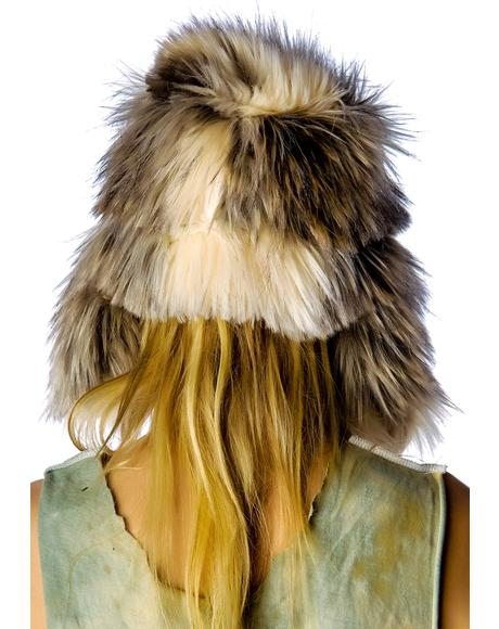 Foxy Foxy Ear Flap Hat