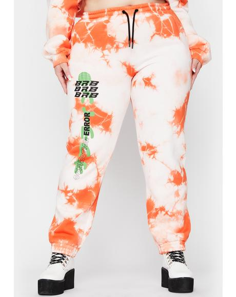 Always Juicy Fresh Tie Dye Sweatpants