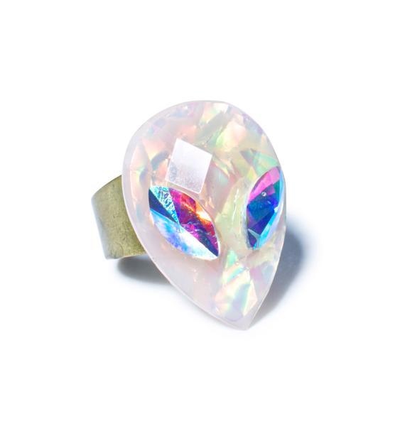 Aurora Alien Ring