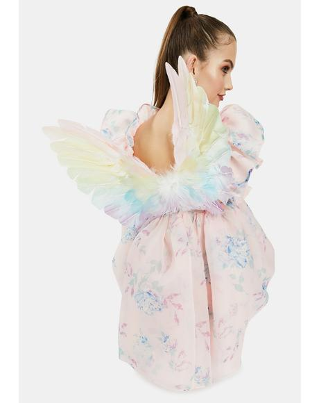 Fairy Small Floating Wings