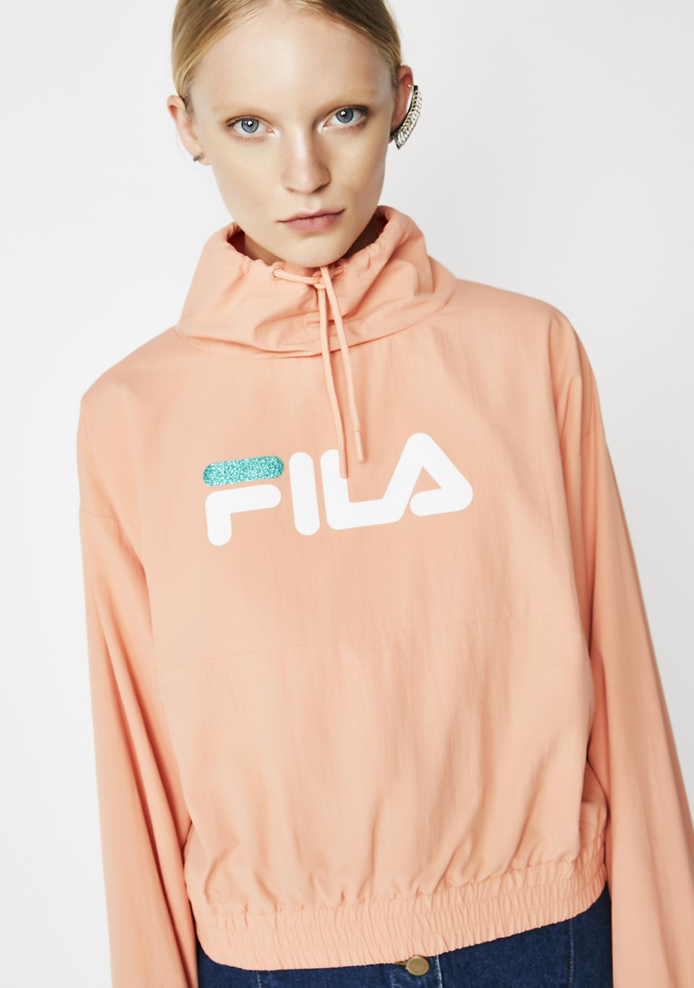 Fila Elsie Funnel Neck Top