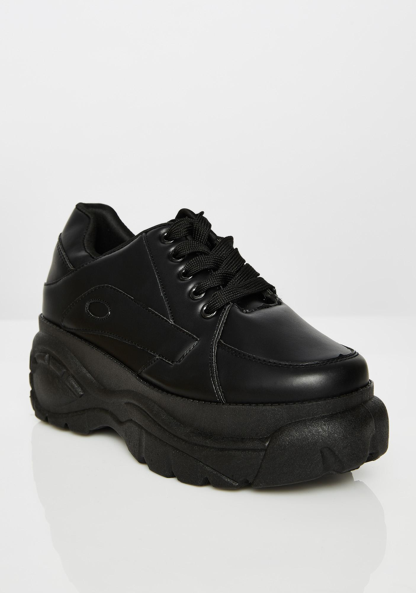 Midnight Link In Bio Chunky Sneakers