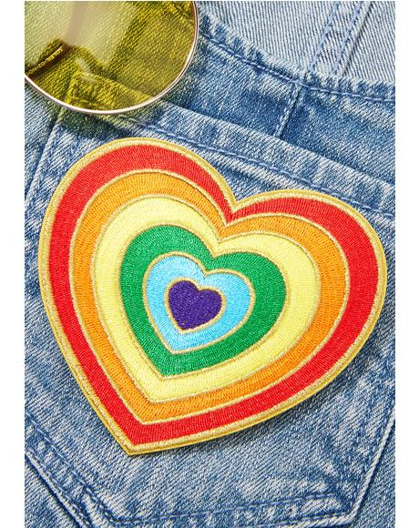 Love Vibes Patch