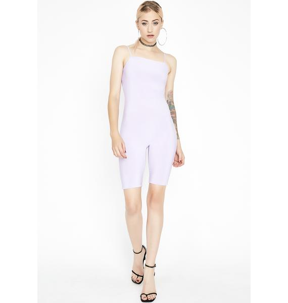 Amethyst So Devious Tank Jumpsuit