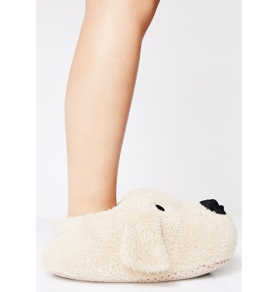 Good Dawg Non-Slip Slippers