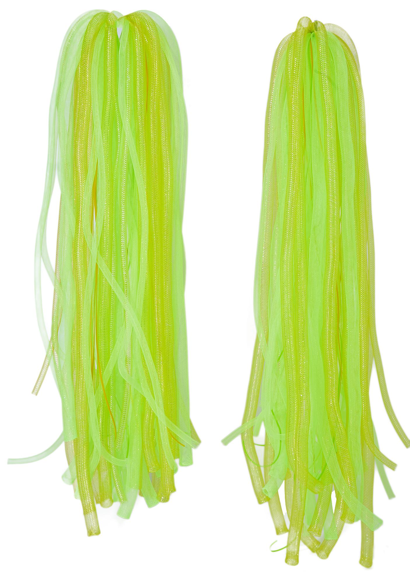 Slime Cyberlox Tie-In Hair Falls