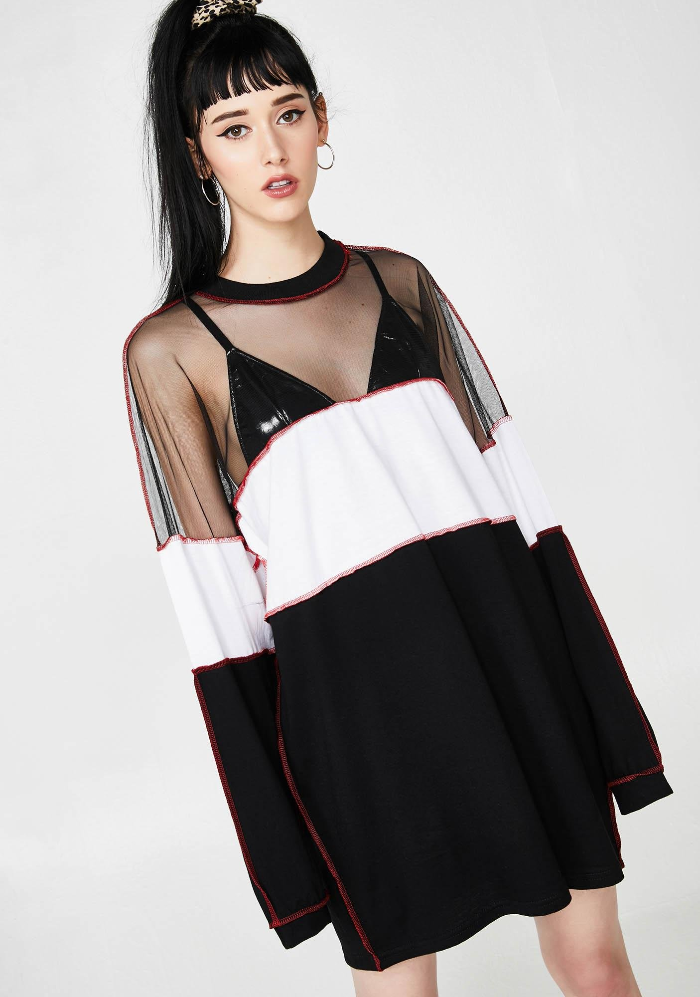 4e0c6148af7 The Ragged Priest Division Dress