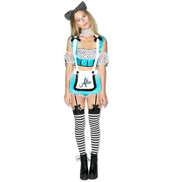 Daring Alice Costume