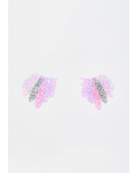 Unicorn Tears Glitter Sticker