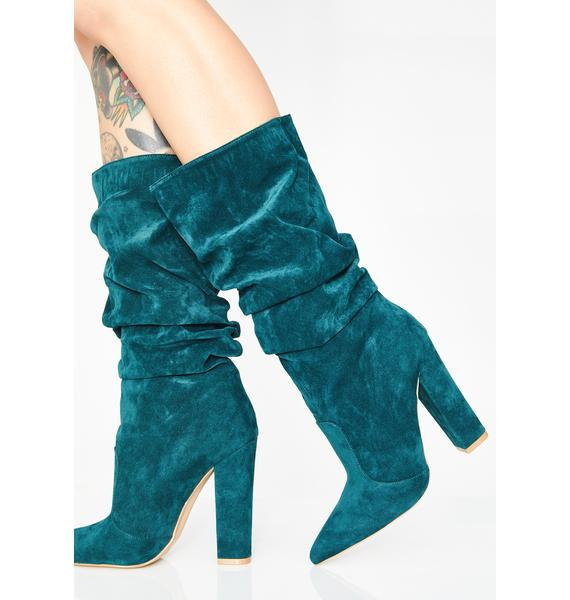 Chic Posh Slouchy Boots