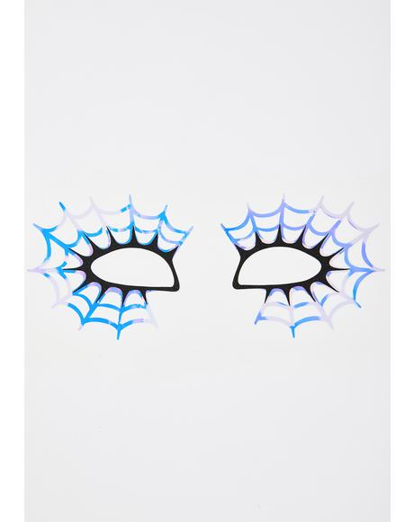 Webula Eye Stickers